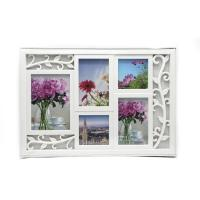 China Custom Design Gallery Wall Picture Frames Plastic Photo Frame 45x31x1.5 Cm on sale
