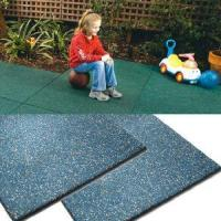 China speckled rubber tiles wholesale