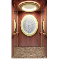 China Luxury Machine Room Less Elevator , Fuji VVVF Control Passenger Lifts on sale
