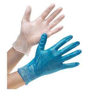China Disposable plastic polythene gloves wholesale
