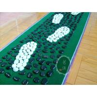 China massage stone mat on sale