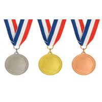 China Custom Sports Medals and Ribbons wholesale