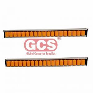 China GCS Aluminm alloy steel fluen of China /Factory direct aluminum sheet metal fluent fluent slide bar slide Zhejiang shelf wholesale