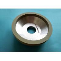 China Resin Bond Small Diamond Grinding Wheels Customize Shapes And Size wholesale