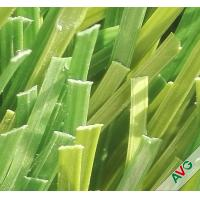 China Mix Field Green and Olive Green Soccer Field Lawn with Three Stem and No Glare wholesale