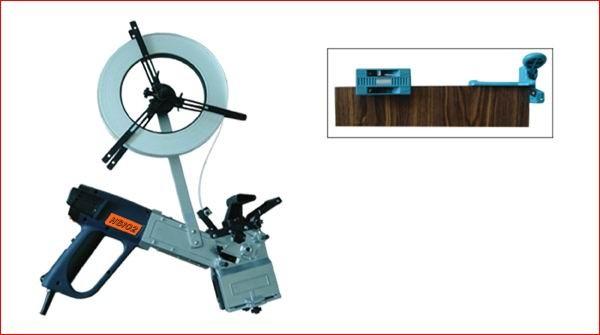Quality 手で端のバンディング機械 for sale