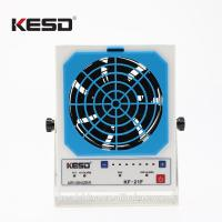 China Wind Speed Adjustable Benchtop Air Ionizer For Static Electricity Neutralization wholesale