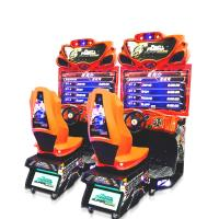 OEM ODM Design Racing Game Machine LCD Monitor Innovative Moved Flexible