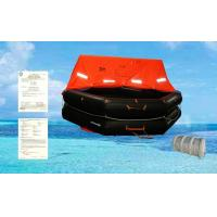 China Marine rescue equipment MED approved Inflatable life raft/Life raft price wholesale