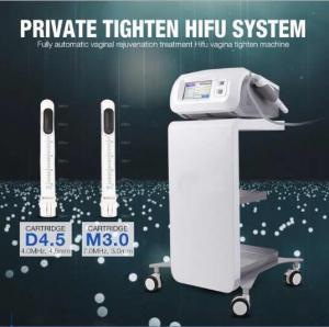 China HIFU vaginal tightening machine Korea technology personal health care 360 degree rotational hifu vaginal tightening on sale