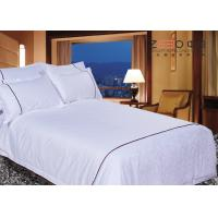 Single / Double Bed Linen Sets With 115GSM 250TC And 50% Cotton