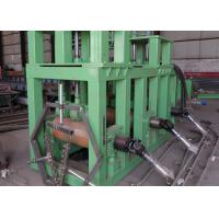 China Cast iron 40-350 round casting billet  horizontal casting machine on sale