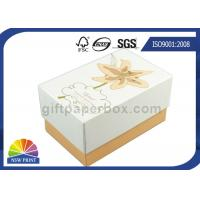 China Imprint Gold Stamping Cardboard Gift Box Packaging Stylish Design Custom Shapes wholesale