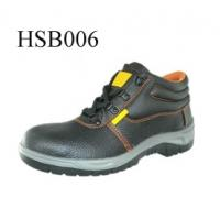 Buy cheap EN20345 standard low cost basic style safety shoes from professional manufacture from wholesalers