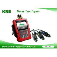 China Field Portable Reference Standard Meter Three Phase Class 0.1 2 Input Channel wholesale