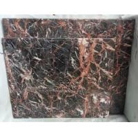 China Azalea Red Marble Slabs & Tiles,Cuckoo Red Marble Tiles,Brown Beauty Marble Tiles,China Red Marble Tiles wholesale