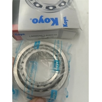 China NSK LM48548 Tapered Roller Bearing Chrome Steel GCr15 wholesale