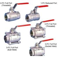 China Precision Casting Steel Ball Valves wholesale