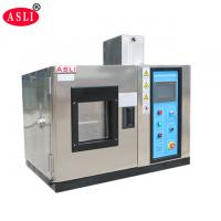 China High Accuracy 80L Desktop Temperature & Humidity Stability Test Chamber wholesale