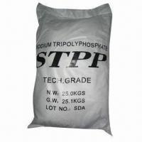 China Sodium Tripolyphosphate in White Granule/Powder, with 0.05% Maximum Water Insoluble Matter wholesale