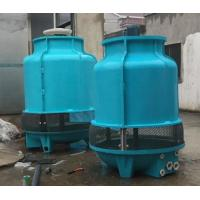China Wide Blade Round Cooling Tower With Low Rotate Speed / Aluminum Alloy Axial Fan wholesale