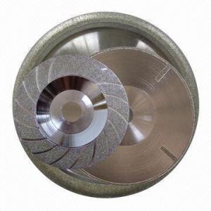 China Electroplated diamond grinding wheel/diamond tool wholesale