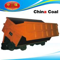 China mining mineral carrier drop-bottom type mining car wholesale