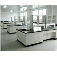 China Medical Electrical Laboratory Furniture Table With Cabinets Storage and Wall Cupboard wholesale