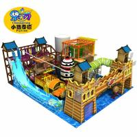China Comprehensive Kids Indoor Playground Naughty Castle / Soft Play Area Equipment wholesale