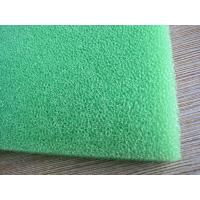 China Sound Resistant Industry Air Filter Foam Sheets Noise Reduction wholesale