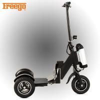 China Outdoor Lightweight Electric Mobility Scooter For Seniors Citizen Aluminum Alloy wholesale
