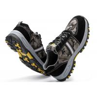 China Construction Lightweight Industrial Safety Shoes , Breathable Sport Safety Shoes Footwear on sale