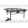 LC mechanical Tighten Economical silk screen mesh stretching machine/Mesh Tension Machine Pneumatic aluminum alloy