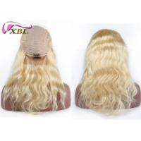 Buy cheap Blonde Lace Wig Body Wave Style From 14