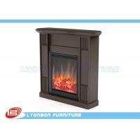 China MDF Home Decor Fireplaces wholesale
