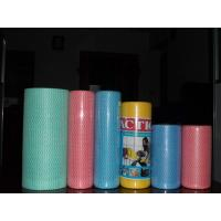 China Biodegradable Non Woven Fabric For Household , Spunlace Viscose Nonwoven Fabric on sale