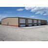 China Q235 Q345 Low Carbon Steel Frame Storage Buildings Prefabricated Design wholesale