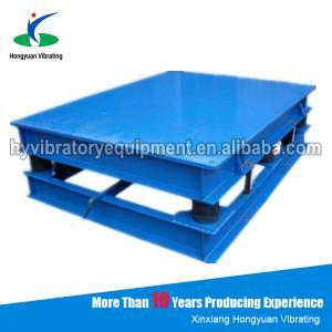 China Henan electric concrete vibrator Small Vibrating Table for sale wholesale