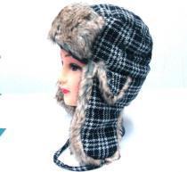 China Fur winter Hats wholesale