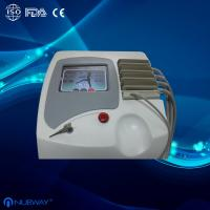 China Diode Laser 650nm Non-invasive fast Lipo Laser Body Slimming Machine fat loss wholesale