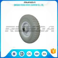 China Roller Bearing Hand Dolly Wheels 70mm Hub Length Super Elasticity OEM Allowed wholesale