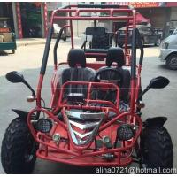 China 250cc Water-Cooled Chain Drive Go Kart With EEC / COC on sale