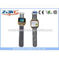 Handheld laser watch for rhinitis treatment for man and woman with 12 laser diodes