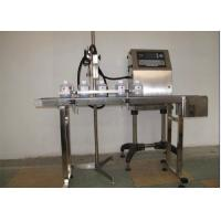 China Electric Expiry Date Printing Machine for Aluminium Can / Glass Bottle/PET Bottle wholesale