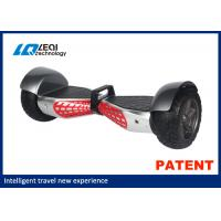 China Remote Control 2 Wheel Electric Scooter No Handrail With LED Light Battery Reminder wholesale
