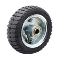 China Strong garden cart rubber wheel 4.10/3.50-4 on sale