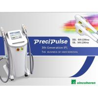 China SHR Permanent Hair Removal Treatment IPL Beauty Machine for Alle Hair Color wholesale