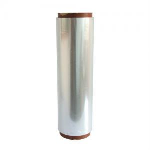 China Mirrored 500um Vacuum Metalized High Gloss PET Film wholesale