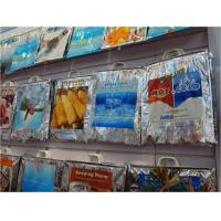 China Aseptic Sealing Insulated Isothermic Foil Packaging Food Thermal Bags wholesale