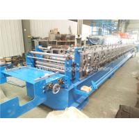 China Concealed Roof Making Machine, Concealed Fastener Steel Roof Roll Forming Machine on sale
